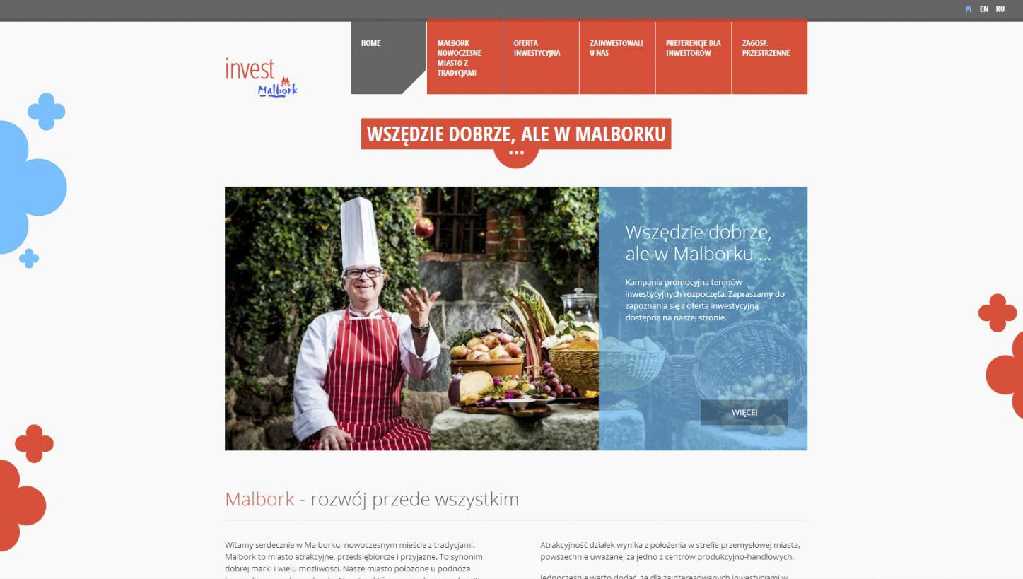 Strona Invest Malbork